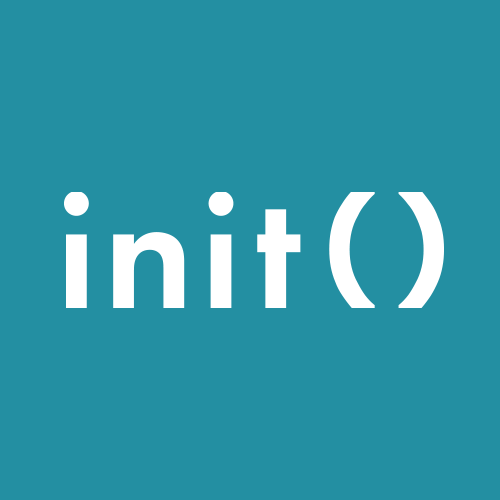 init株式会社のロゴ画像